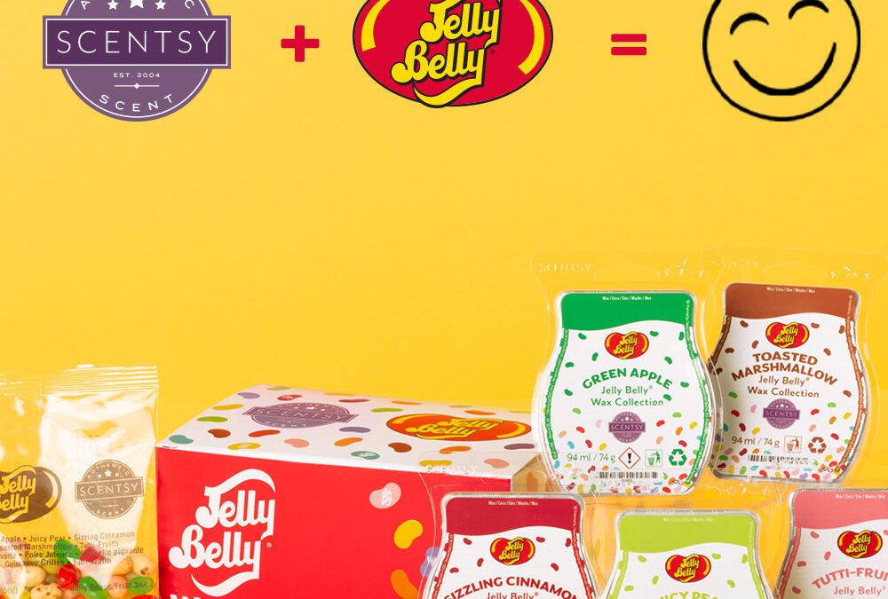 Jelly Belly Wax Collection Coming Soon!