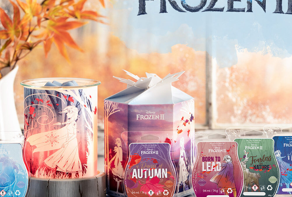 Introducing the Frozen Collection!