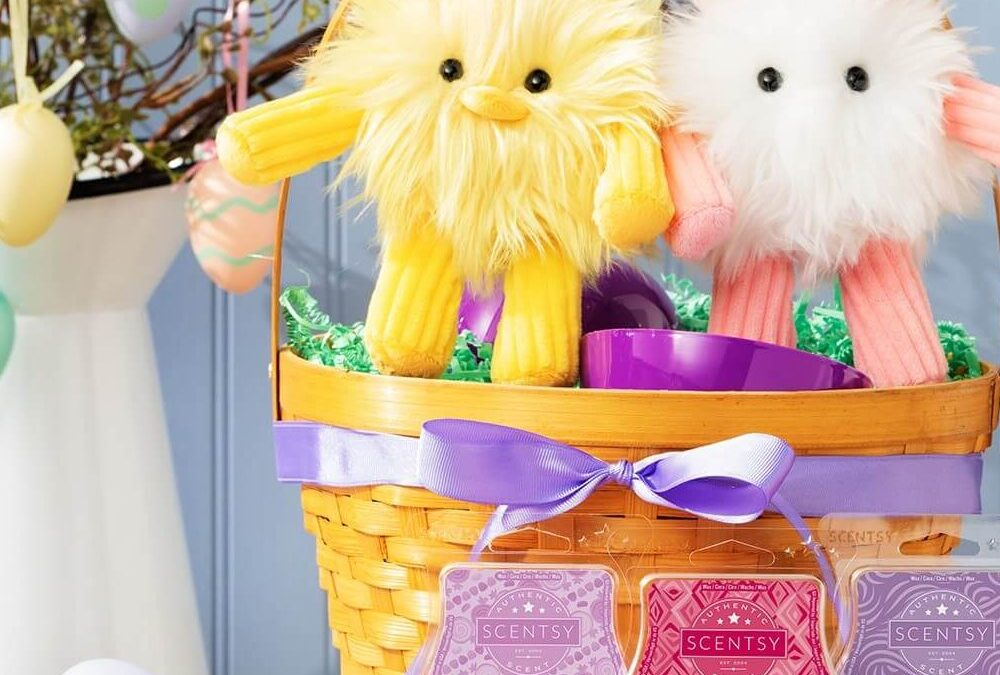 Give fragrance, not chocolate, this Easter!