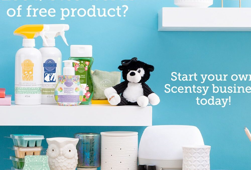 If you have ever thought of becoming a Scentsy consultant NOW IS THE TIME!