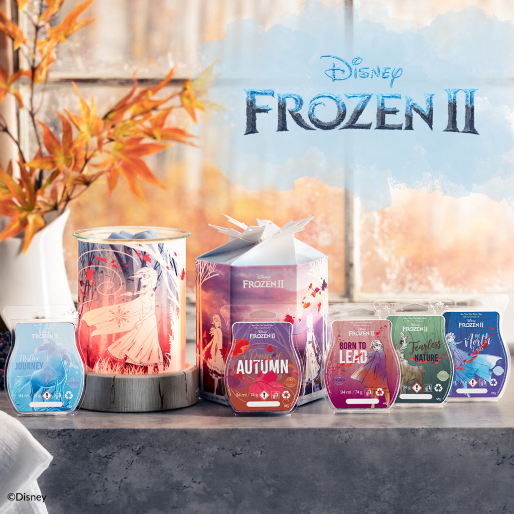 Frozen 2 Scentsy Collection