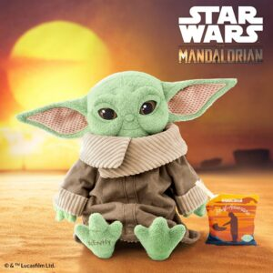 The Child from The Mandalorian