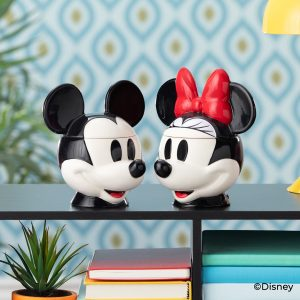 Mickey and Minnie Mouse Scentsy Warmers