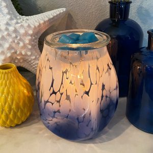 Bubbled - Blue Ombre Warmer