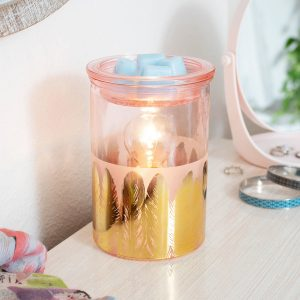Fabulous Feathers Scentsy Warmer