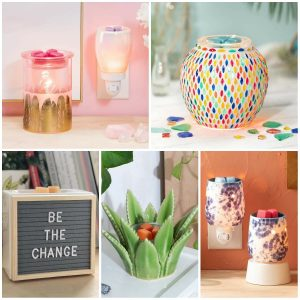 Spring Summer 2021 Scentsy Warmers