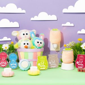 Scentsy Easter collection 2021