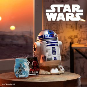 R2D2 Scentsy Warmer