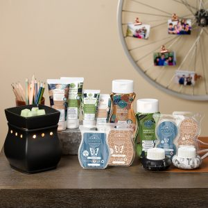 Scentsy Father's Day collection