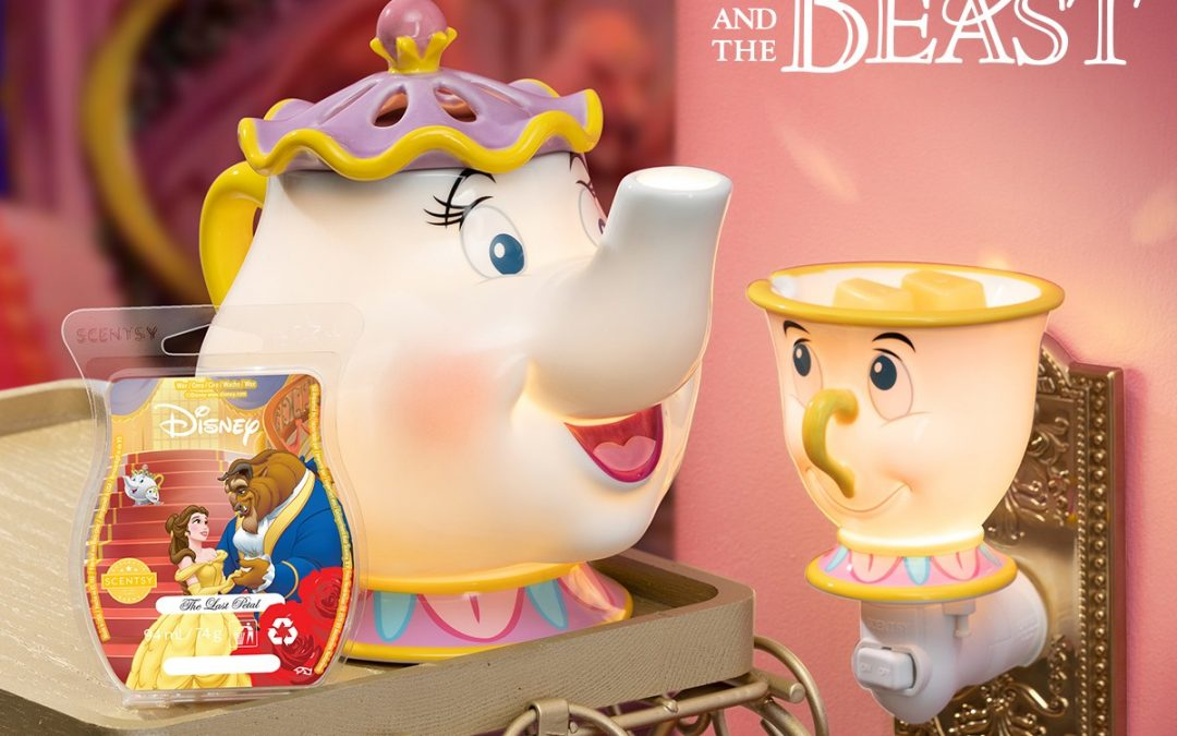 Beauty and the Beast warmers – coming soon!