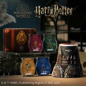 Harry Potter Hogwarts Scentsy Collection