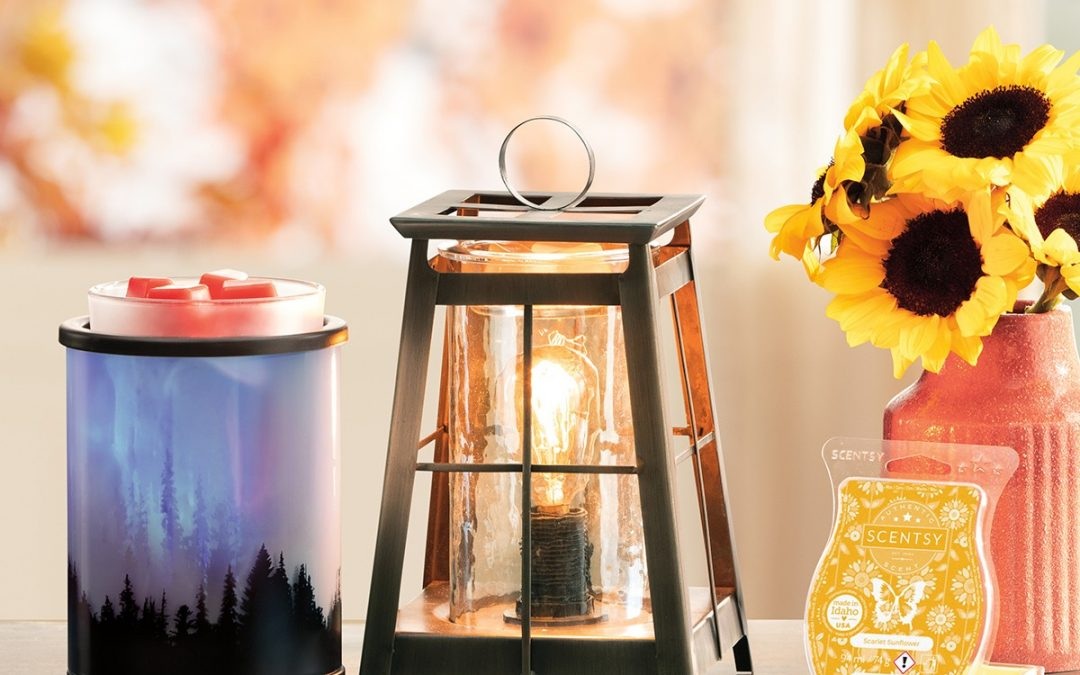 The Scentsy Autumn Winter Catalogue is here!