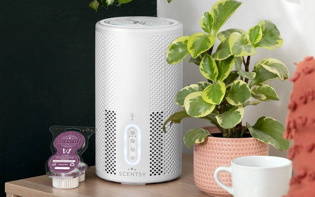 Introducing the new Scentsy Air Purifier