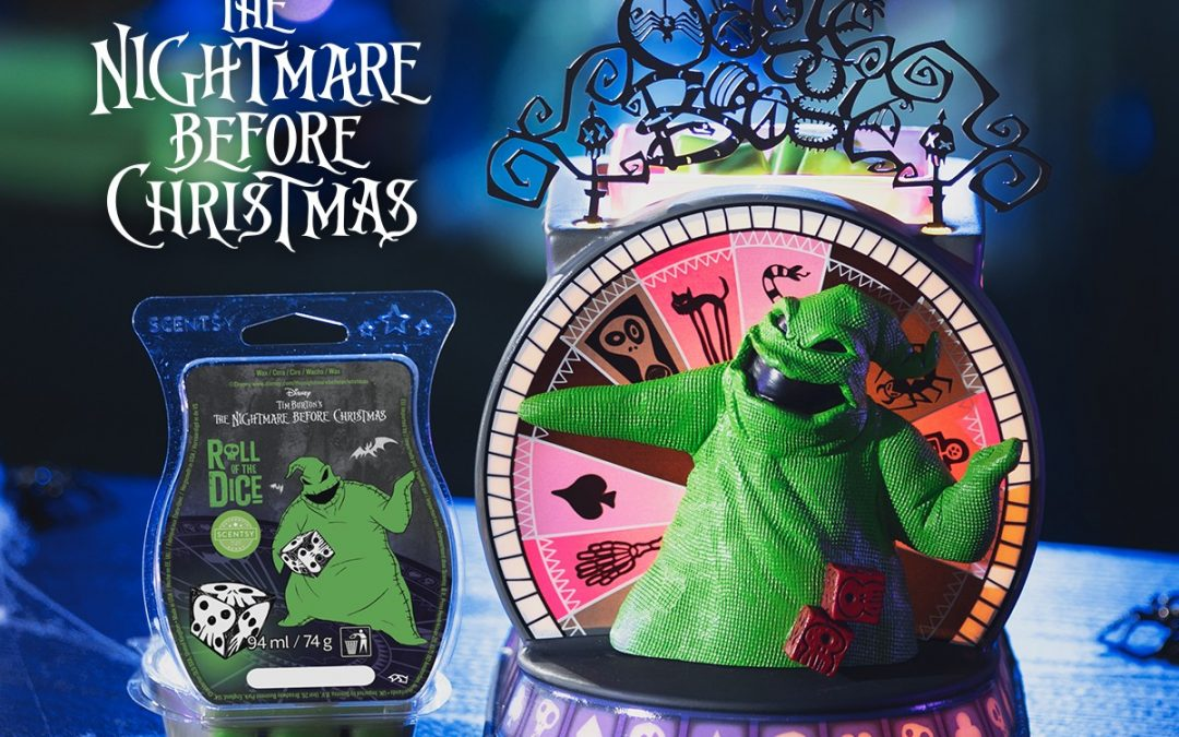 New!: The Nightmare Before Christmas products coming soon