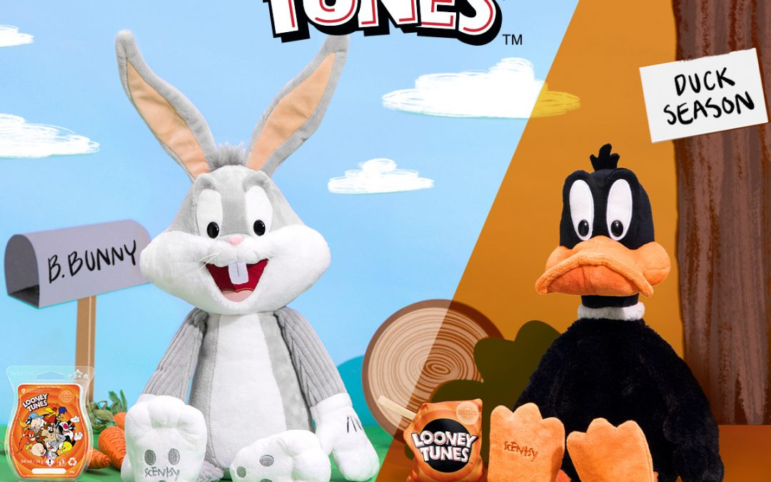 Bugs Bunny and Daffy Duck come to Scentsy