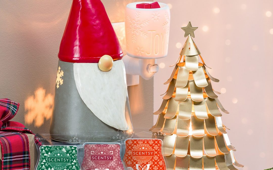 Who's excited for the Scentsy Holiday Collection?