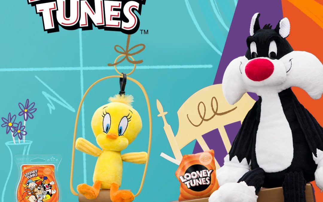 Sylvester and Tweety Bird join the Looney Tunes gang!