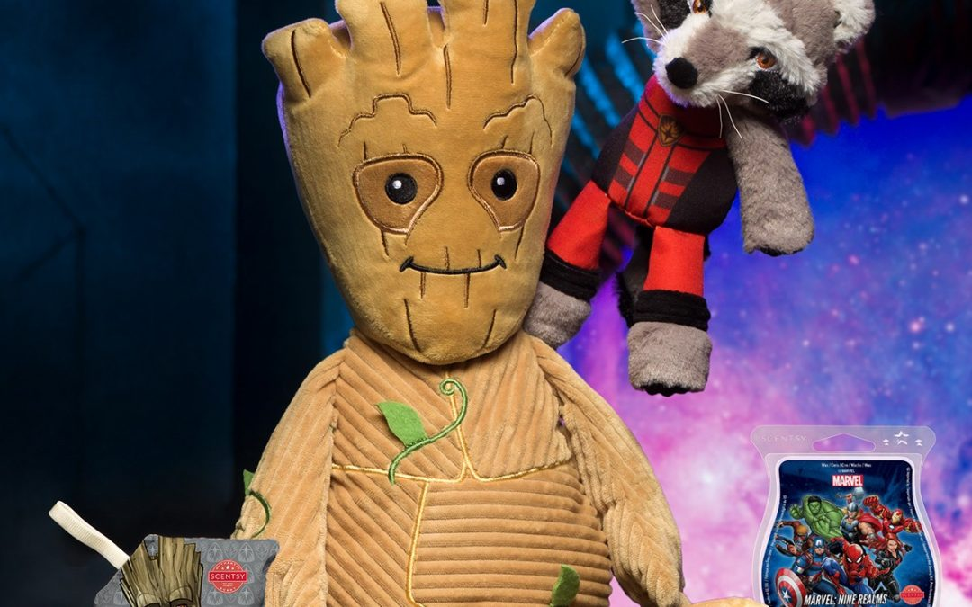 Rocket & Groot are back, but different!