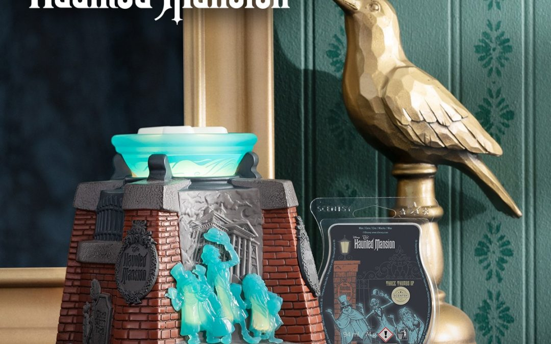 Dare you enter the Haunted Mansion?